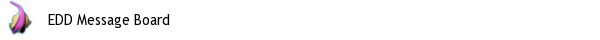 EDD message board picture